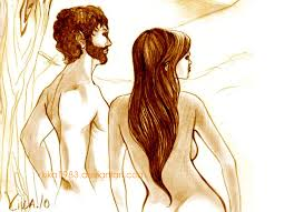 adam and eve by kika1983 on deviantart
