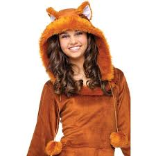 halloween fox amazon com fun world sweet fox teen costume tan one size clothing