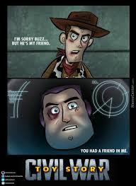 Memes De Toy Story - toy story civil war by getmahbread meme center
