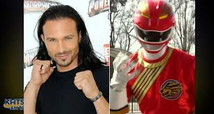 red power ranger actor arrested murder charge