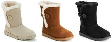 kohl s black friday s boots deals as low as 16 99 reg