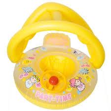 bouee siege bebe jaune bouée siège gonflable bébé voiture ceinture direction roue