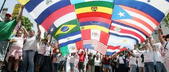 Latin Country Flags Transatlantic Collaboration And Latin America New Opportunities