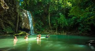 trekking erawan national park thailandholiday