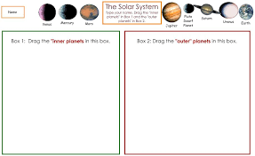 solar system worksheets pics about space