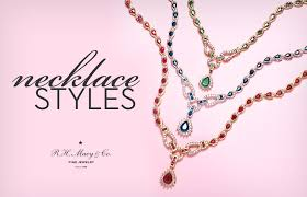 chain necklace types images Types of necklaces how to buy jewelry macy 39 s jpg