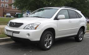 lexus rx 400h 2014 2007 lexus rx 400h information and photos momentcar