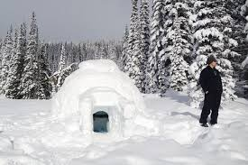Way To Winter How To Build An Igloo For Winter Overnights Outdoorsnw Magazine