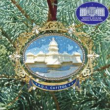 2008 us capitol oval marble bulk ornament