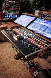Creation Station Studio Desk by 49 Best Studios Images On Pinterest Music Studios Studio Setup