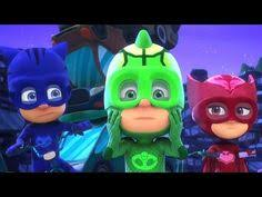 pj masks disney junior episodes compilation