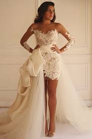 Short White Wedding Dresses Fashion Short Wedding Dresses At Inexpensive Prices