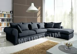 canap d angle marron pas cher articles with canape gris coussin jaune tag canape gros coussins