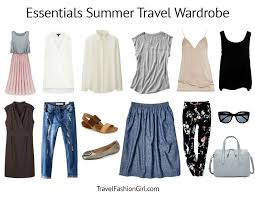 travel clothing images Travel essentials packing list pack like a pro png