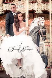 robe de mari e chetre chic robe de princesse avec froufrou forme sirene et bustier
