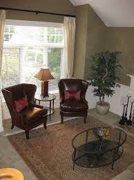 Wingback Chairs In Living Room Traditional Living Room - Wing chairs for living room
