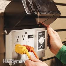 outdoor electrical box for light installing a gfci receptacle i followed these instructions the