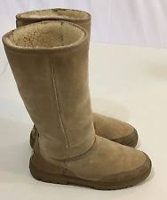 ugg s caspia ankle boots gravy ugg caspia boots size 9 ebay