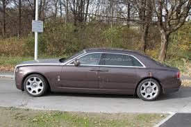 rolls royce phantom extended wheelbase spy photo 2011 rolls royce ghost extended wheelbase