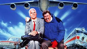 planes trains and automobiles is the thanksgiving