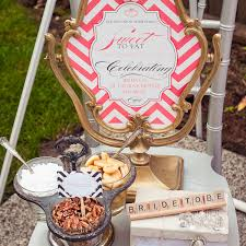 Shabby Chic Wedding Shower by Friday Briday A Shabby Chic Bridal Shower Lucky In Love
