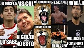 Memes De Peru Vs Colombia - colombia vs per禳 los memes que dej祿 el partido foto 1 de 12