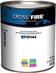 cross fire acrylic enamel single stage color 53 martin senour