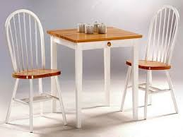 Kitchen Bistro Table And 2 Chairs Small Kitchen Table With 2 Chairs Saucers Padded Floor Coastal