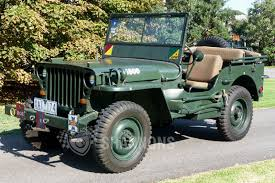 willys army jeep sold ford willys jeep lhd auctions lot 32 shannons