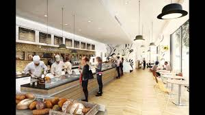 Shop In Shop Interior Designs by Bakery And Wine Shop Interior Design Youtube