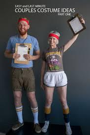 Funny Couples Halloween Costumes Diy 31 Diy Couples Halloween Costumes Images