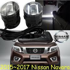 nissan navara 2017 navara fog light 2015 2017 year led navara fog lamp free ship