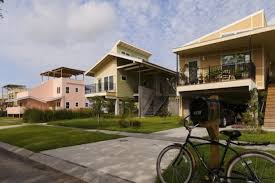 New Orleans House Plans Green Built Houses In New Orleans Time To Build