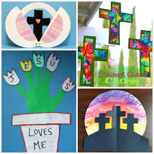 sunday school easter crafts for to make crafty morning