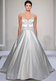 gown for wedding dennis basso for kleinfeld wedding dresses