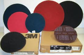 Picture Of Floor Buffer by Products Floor Nylon Floor Maintenance Pads Supergrit
