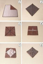 How To Make Table Napkin Designs Folding Napkins The Beauty Of Fold
