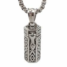 urn pendants necklace urn for ashes accordion necklace