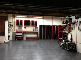 garage cabinets good shelving ideas to maximize room wall