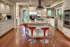 American Cherry Hardwood Flooring Hardwood Floors In The Kitchen Pros And Cons Designing Idea