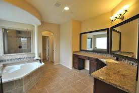 Bathroom Makeup Vanities Bathroom With Super Huge Hers Vanity Hers Vanity With Makeup Area