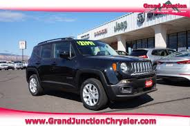 jeep renegade light blue jeep renegade in grand junction co grand junction chrysler