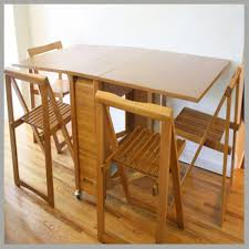 Folding Dining Table With Storage Folding Dining Table