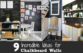 kitchen chalkboard wall ideas 9 ideas for chalkboard painted walls celebrations at home