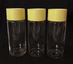 ebay kitchen canisters details about vintage pyrex store n see canisters set of three