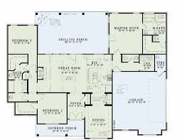 House Plans Farmhouse Style Farmhouse Style House Plan 3 Beds 250 Baths 2736 Sqft Plan 9245