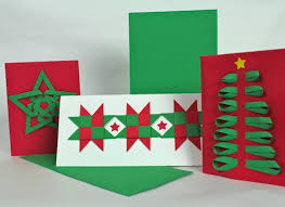 diy christmas cards ideas 2014 to make at home