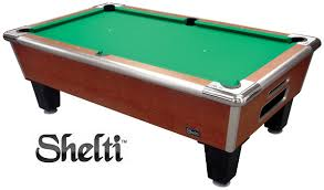 pool tables for sale in michigan shelti coin operated pool tables call toll free 877 893 1739