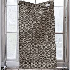 Scandinavian Shower Curtain by Tell Me More Scandinavian Ethnic Rug In Hemp Jute 170x240cm