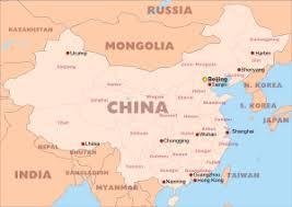 map of china free pdf maps of china